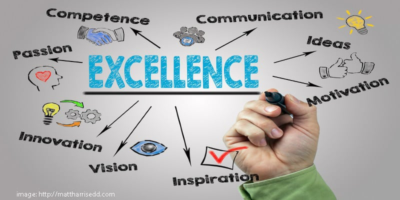 setting a standard of excellence transformation training